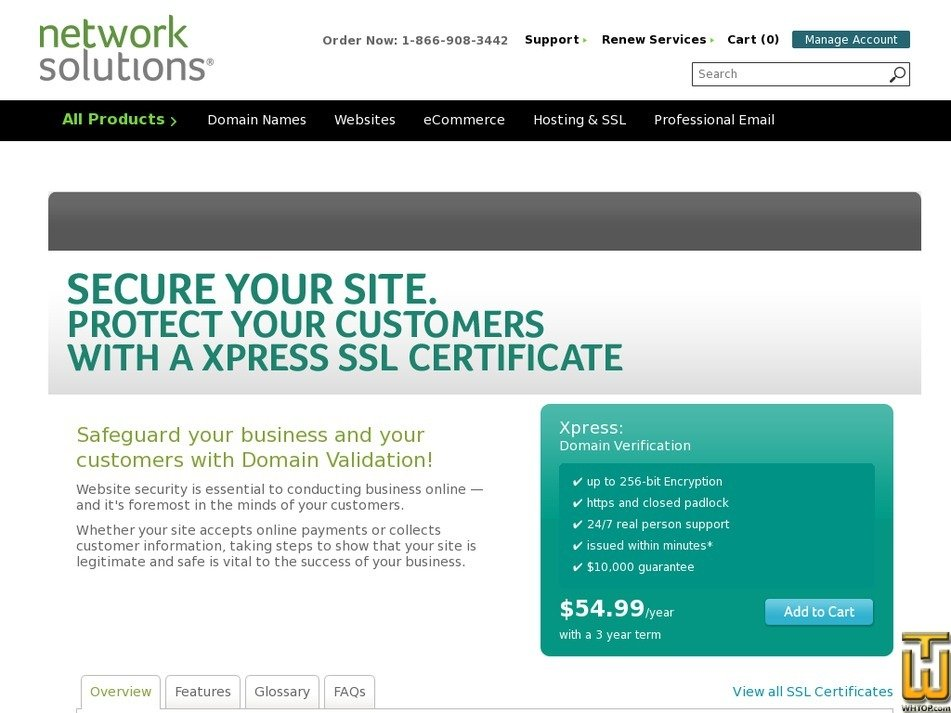 Xpress Networksolutions 38515 On Ssl Certificates