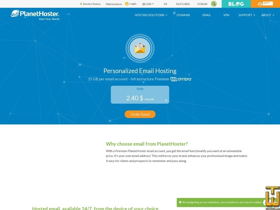 Personalized Email Hosting