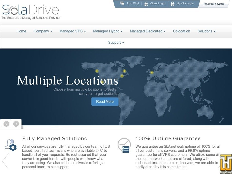 Screenshot of Intel i3-6300 from soladrive.com