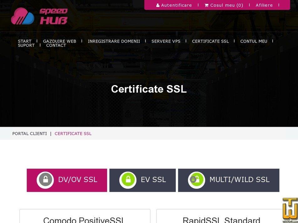 Comodo Positivessl Multi Domain Wildcard From Speedhub 64145