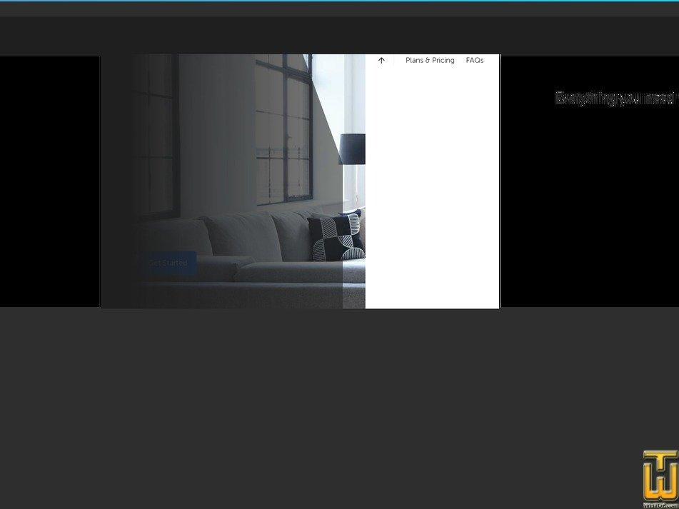 Screenshot of Reseller Hosting from tsohost.com