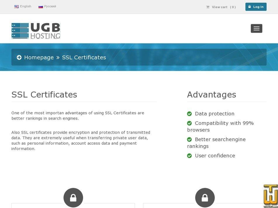 Thawte Ssl 123 From Ugb Eur 3900yr On Ssl Certificates