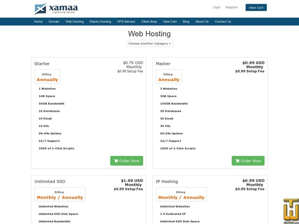 Screenshot of Unlimited SSD 300X Speed from xamaa.com